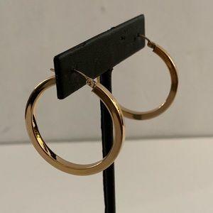 Jewelry - 14k Gold Hoop Earrings
